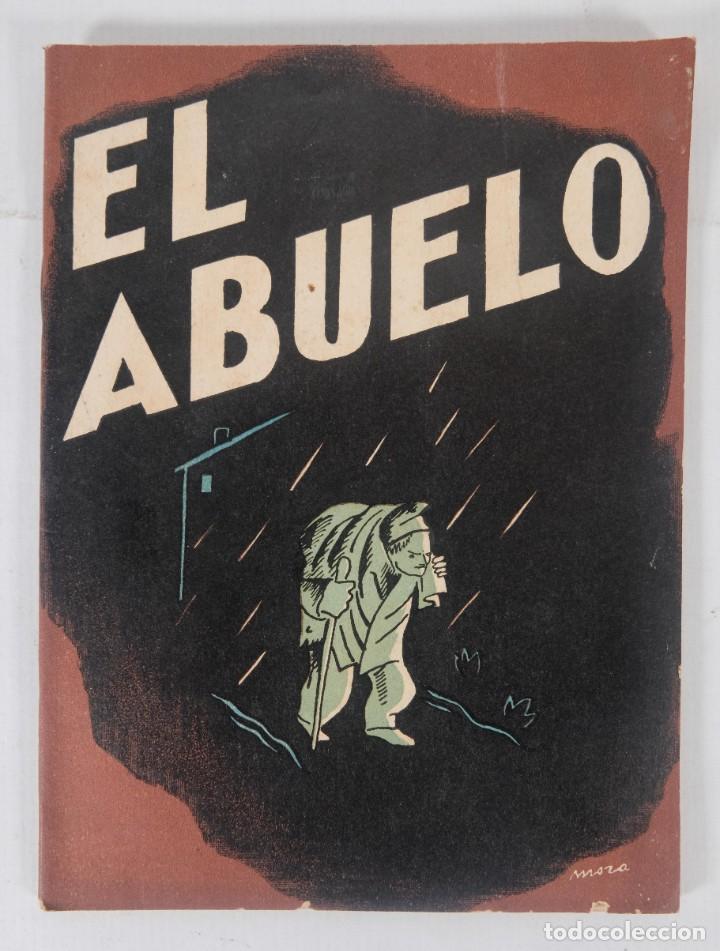 EL ABUELO - JESÚS R.COLOMA - CAJA DE PENSIONES PARA LA VEJEZ Y DE AHORROS 1935 (Libros antiguos (hasta 1936), raros y curiosos - Literatura - Narrativa - Otros)
