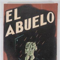 Libros antiguos: EL ABUELO - JESÚS R.COLOMA - CAJA DE PENSIONES PARA LA VEJEZ Y DE AHORROS 1935. Lote 277284728
