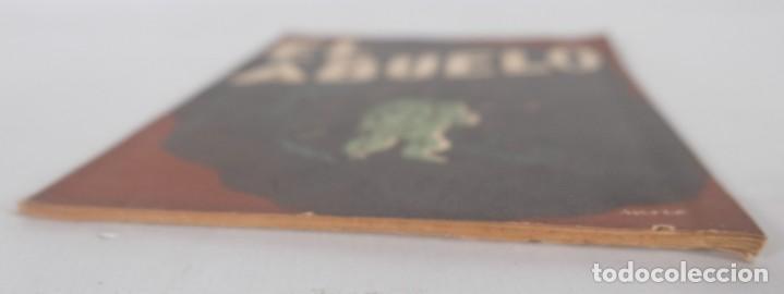 Libros antiguos: El abuelo - Jesús R.Coloma - Caja de pensiones para la vejez y de ahorros 1935 - Foto 3 - 277284728