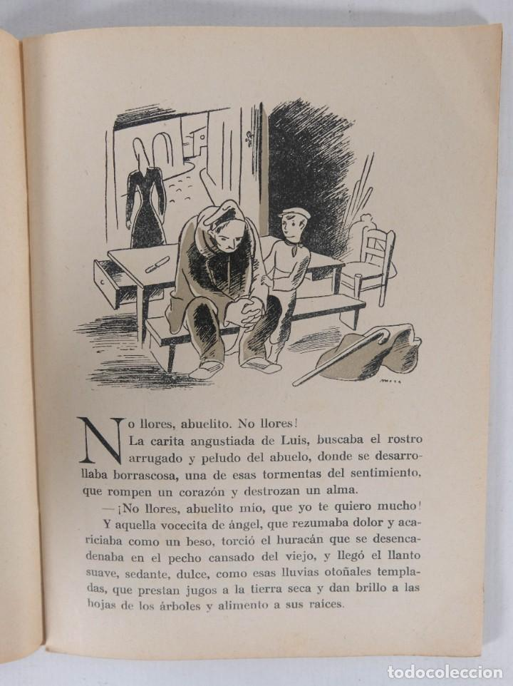 Libros antiguos: El abuelo - Jesús R.Coloma - Caja de pensiones para la vejez y de ahorros 1935 - Foto 5 - 277284728