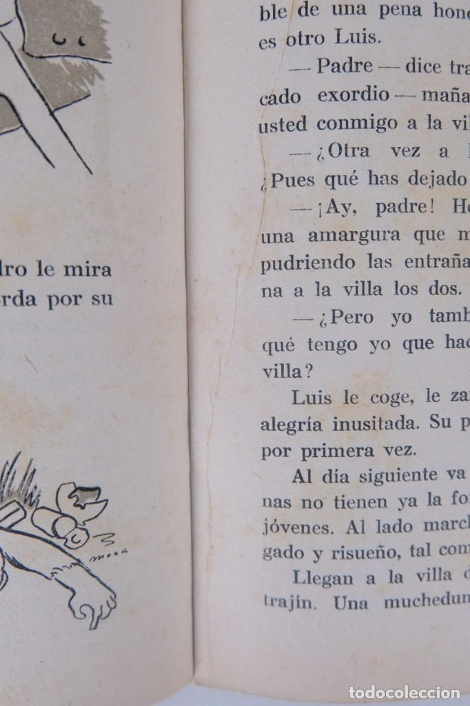 Libros antiguos: El abuelo - Jesús R.Coloma - Caja de pensiones para la vejez y de ahorros 1935 - Foto 7 - 277284728