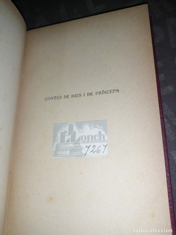 Libros antiguos: Manuel marinel.lo , contes de reís I de princeps - Foto 4 - 277541318