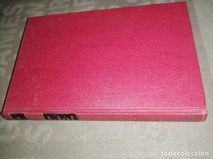 Libros antiguos: A. MASERAS - EL LLIBRE DE LES HORES CRUENTES SOCIETAT CATALANA DEDICIONS 1921 - Foto 4 - 277542063