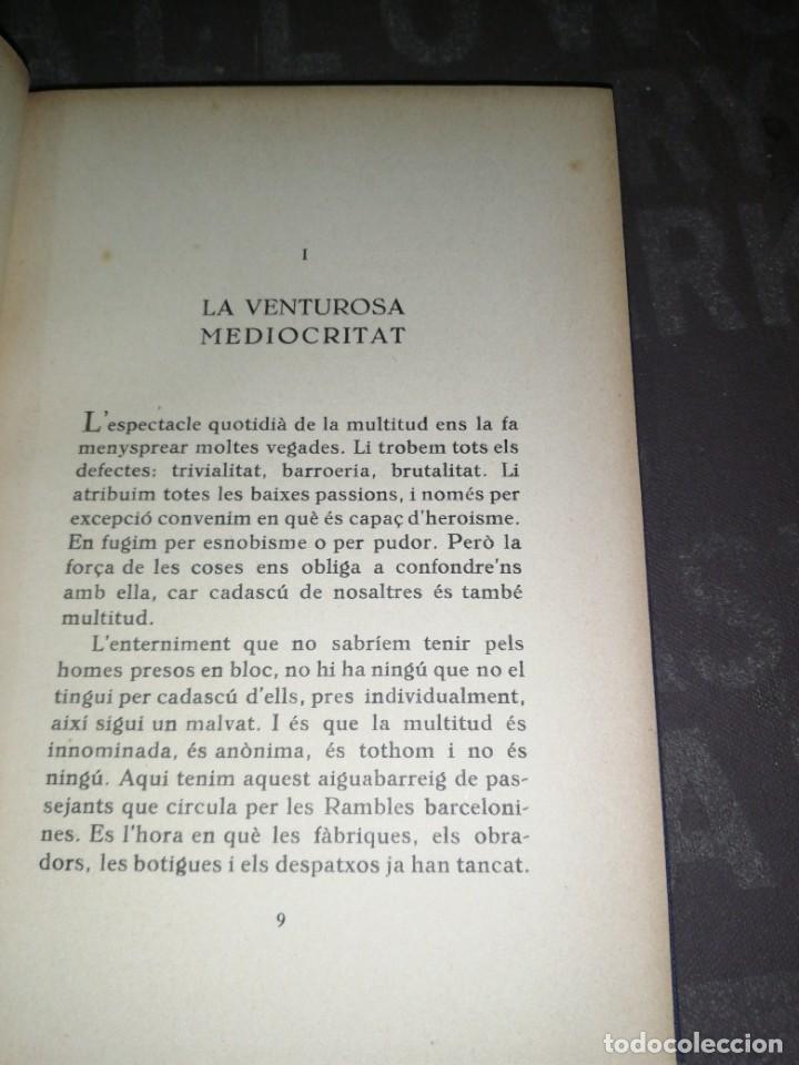 Libros antiguos: ALFONS MASERAS : L EVASIÓ - 1929 - Foto 2 - 277542213