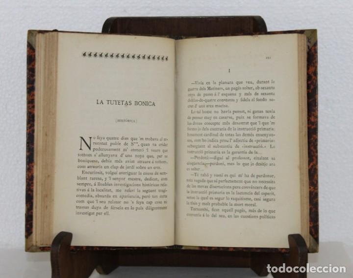 Libros antiguos: Escenas de la vida pagesa per Joaquim Riera. Impr. de la Renaixensa 1878 - Foto 4 - 277612628