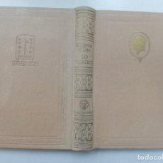 Libros antiguos: LO BARROCO. EUGENIO D'ORS. ED AGUILAR, SIN FECHA (1944 APROX). ILUSTRADO. Lote 277632918