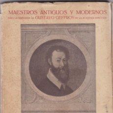 Libros antiguos: BENVENUTO CELLINI. Lote 277687313