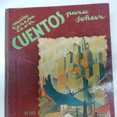 Libros antiguos: CUENTOS PARA SOÑAR. MARÍA TERESA DE LEÓN. SIN FECHA (1928 - 1930 APROX). ORIGINAL. Lote 277714133