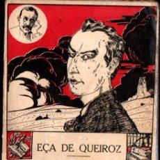 Libros antiguos: EÇA DE QUEIROZ : LA ILUSTRE CASA DE RAMIRES (BELTRAN, 1918). Lote 278172608