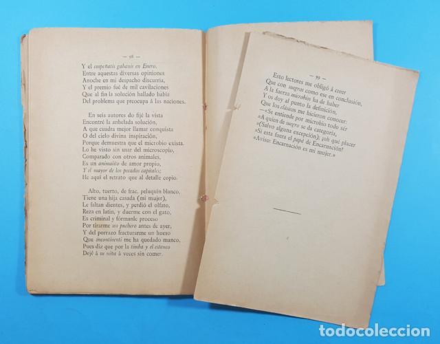 Libros antiguos: EL PASATIEMPO, FRANCISCO RIVERA ALFEREZ DE CAZADORES DE SEGORBE, VALENCIA 1ª ED 1885 101 PAG - Foto 5 - 278178308