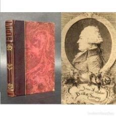 Libros antiguos: PHYSIOLGIE DU GOÛT - COCINA - GASTRONOMIA - BRILLAT-SAVARIN - ILUSTRADO CON BELLOS GRABADOS. Lote 278178438