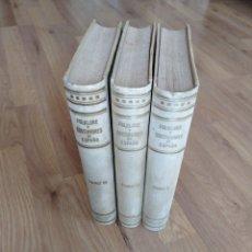 Libros antiguos: FOLKLORE Y COSTUMBRES DE ESPAÑA. F. CARRERAS Y CANDI.. Lote 278196753
