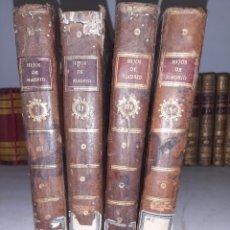 Libros antiguos: HIJOS DE MADRID. Lote 278236478