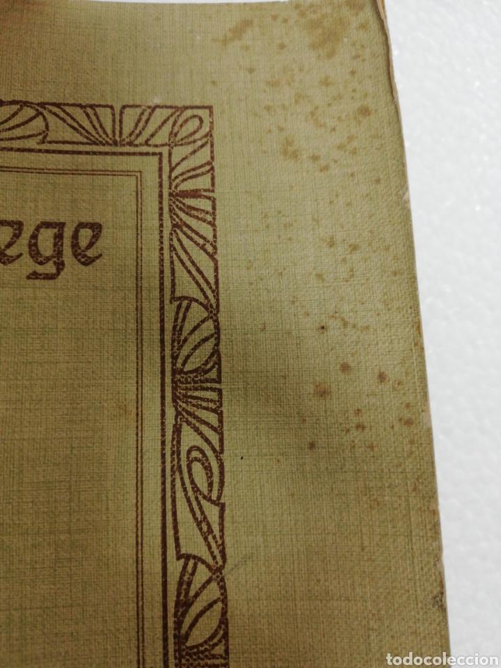 Libros antiguos: Libro Alemán Heidelberg College. Germany. Founded January. 1887. - Foto 3 - 278349128
