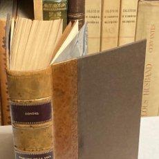 Libros antiguos: AÑO 1912 - PARLONS AINSI DE LA VOIX ET DU GESTO POR GONDAL - SOBRE EL HABLA LOGOPEDIA. Lote 278397193