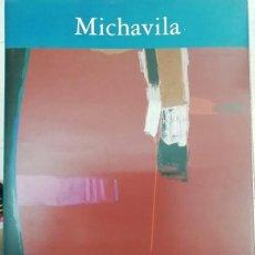 Libros antiguos: MICHAVILA. PASCUAL PATUEL. EJEMPLAR FIRMADO. BILINGÜE, EN CASTELLANO Y VALENCIANO. TARDOR CULTURAL. Lote 278412038