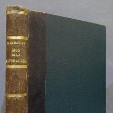 Libros antiguos: DIOS EN LA NATURALEZA. FLAMMARION. Lote 278451238