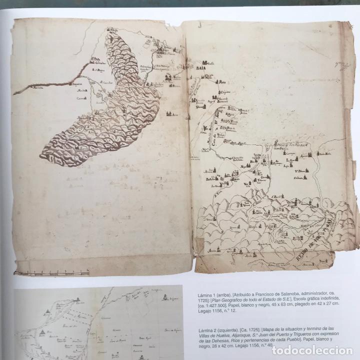 Libros antiguos: Archivo General. Fundación Casa Medina Sidonia. Mapas, Planos y Dibujos de Andalucía. Guía Temática - Foto 2 - 278529098