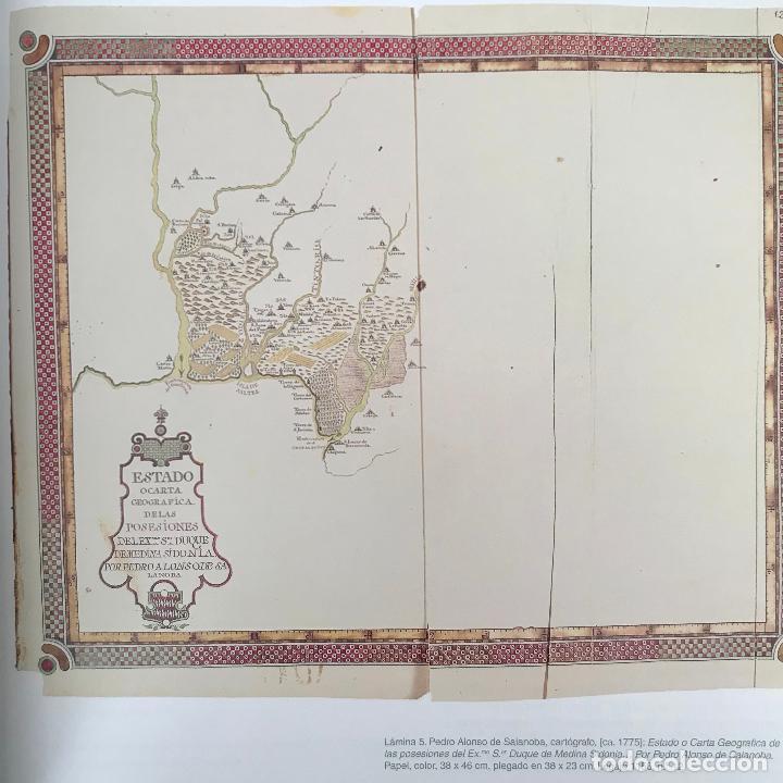 Libros antiguos: Archivo General. Fundación Casa Medina Sidonia. Mapas, Planos y Dibujos de Andalucía. Guía Temática - Foto 3 - 278529098