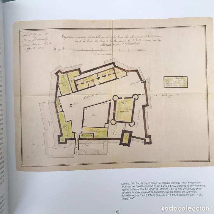 Libros antiguos: Archivo General. Fundación Casa Medina Sidonia. Mapas, Planos y Dibujos de Andalucía. Guía Temática - Foto 4 - 278529098