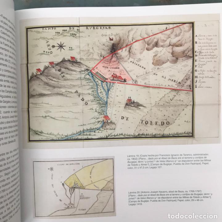 Libros antiguos: Archivo General. Fundación Casa Medina Sidonia. Mapas, Planos y Dibujos de Andalucía. Guía Temática - Foto 5 - 278529098