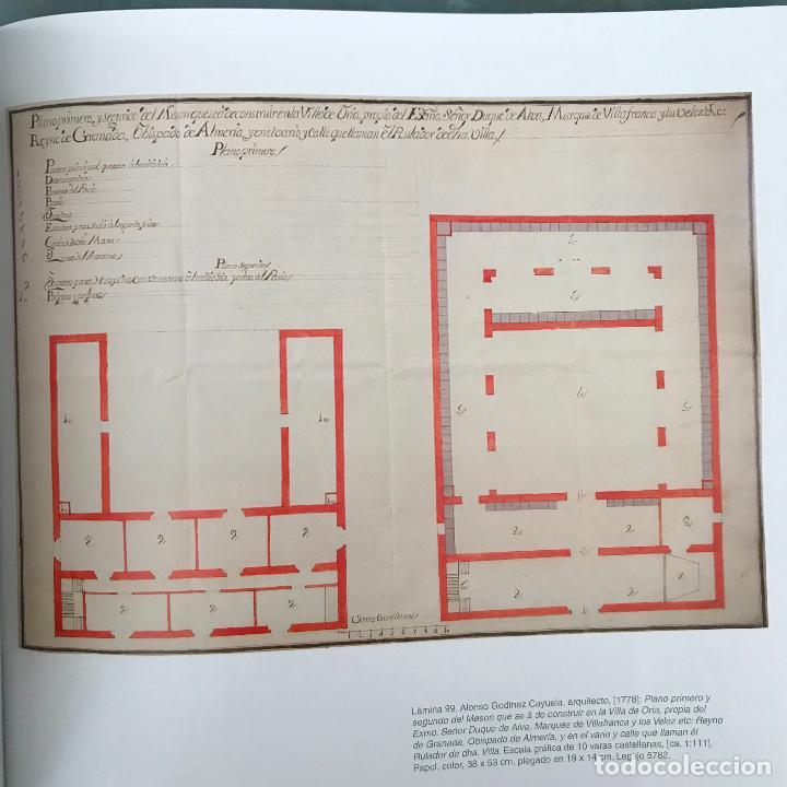 Libros antiguos: Archivo General. Fundación Casa Medina Sidonia. Mapas, Planos y Dibujos de Andalucía. Guía Temática - Foto 6 - 278529098