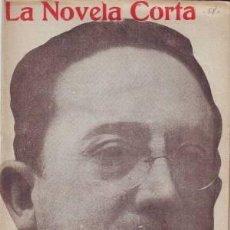 Libros antiguos: VARGAS VILA, J.M: EL MAESTRO. MADRID, LA NOVELA CORTA Nº58 1917. PRIMERA EDICIÓN. Lote 278611913