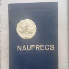 Libros antiguos: 'NAUFRECS'. PRUDENCI BERTRANA. 1907. Lote 278695633