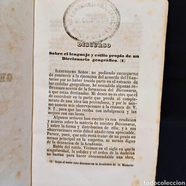 Libros antiguos: OBRAS DE JOVELLANOS TOMO 3 BIBLIOTECA POPULAR - ALREDEDOR DE 1850 (FALTA PÁG. CON DATOS DE EDICIÓN) - Foto 3 - 279451883