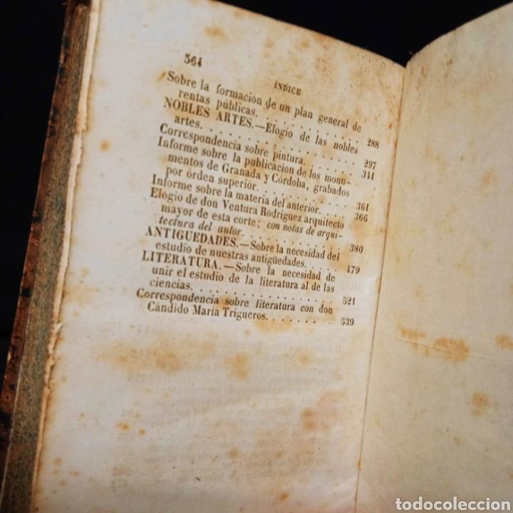 Libros antiguos: OBRAS DE JOVELLANOS TOMO 3 BIBLIOTECA POPULAR - ALREDEDOR DE 1850 (FALTA PÁG. CON DATOS DE EDICIÓN) - Foto 7 - 279451883