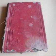 Libros antiguos: LA FAMILIA ALVAREDA. FERNAN CABALLERO. IMPRENTA Y LIBRERIA DE MIGUEL GUIJARRO. 233PAGS.. Lote 279469353