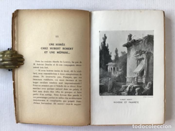 Libros antiguos: EN COMPAGNIE DES VIEUX PEINTRES. - LARGUIER, Léo. - Foto 4 - 123206647