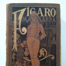 Libros antiguos: FÍGARO. COLECCIÓN DE ARTÍCULOS DE MARIANO JOSÉ DE LARRA ILUSTRADOS POR TOMÁS SALA. 1884. Lote 280445108