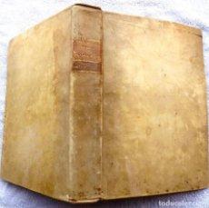 Libros antiguos: L-6063. LA BIBLIA. NUEVO TESTAMENTO EN GRABADOS. CON 134 GRABADOS VVAA. FINAL SIGLO XVIII. PERGAMINO. Lote 280837023