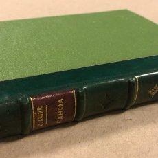 Libros antiguos: GAROA. DOMINGO AGIRRE APAIZAK EGINDAKO IRAKURGAIA. EUSKALTZALEAK BEÑAT IDAZTIAK 1935 (1ª ED). Lote 281907533
