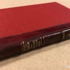Libros antiguos: ASPECTOS DE LA VIDA PROFESIONAL VASCA (CAMPESINO, PESCADOR, OBRERO). JUAN THALAMÁS LABANDIBAR. 1935. Lote 281923913