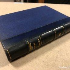 Libros antiguos: FUEROS Y AUTONOMÍA (EL PROCESO DEL ESTATUTO VASCO). JOSÉ DE ORUETA. NUEVA EDITORIAL 1934.. Lote 281938268