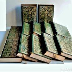 Livres anciens: 1928 THOMAS HARDY - 12 TOMOS. Lote 282940733