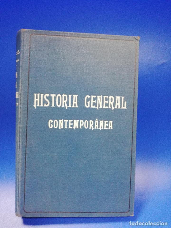 HISTORIA GENERAL CONTEMPORANEA. 1916. PAGS. 305. (Libros Antiguos, Raros y Curiosos - Historia - Otros)