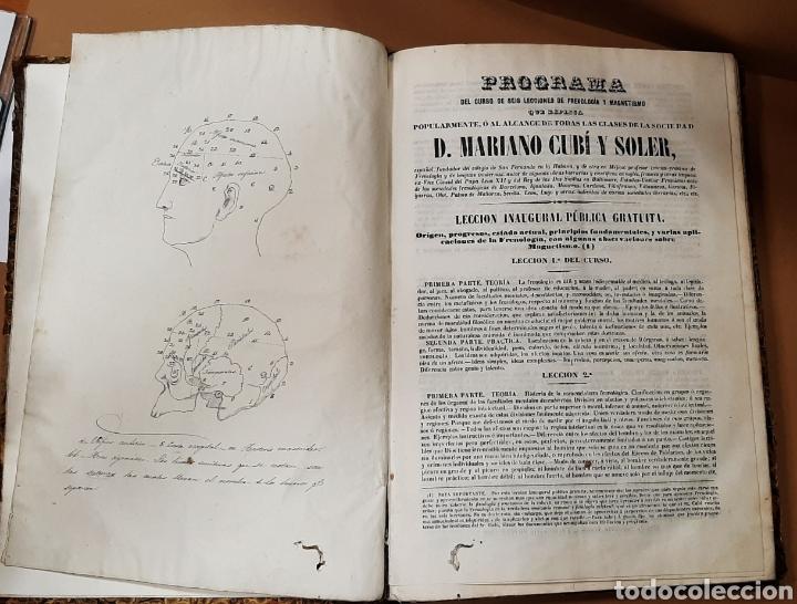 Libros antiguos: M. CUBÍ I SOLER. LA ANTORCHA. SEMANARIO ENCICLOPÉDICO. 1848-1849. DEL 1 AL 64. - Foto 8 - 283164103