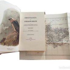 Libri antichi: ORNITOLOGÍA DEL ESTRECHO DE GIBRALTAR. (EDICIÓN TIRADA NUM. 0004) TENIENTE CORON L. HOWARD L. IRBY. Lote 283197193