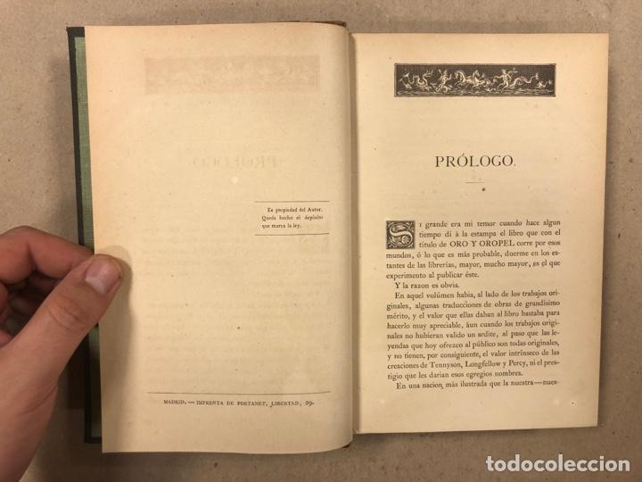 Libros antiguos: LOS ÚLTIMOS IBEROS (LEYENDAS DE EUSKARIA). VICENTE DE ARANA. LIBRERÍA DE FERNANDO FÉ 1882 - Foto 4 - 283239458