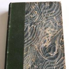 Libros antiguos: PAUL BOURGET UN COEUR DE FEMME.19X12CM.EDITADO EN FRANCÉS. Lote 283823578