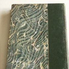 Libros antiguos: MAURICE BARRÉS LE JARDÍN DE BERENICE 1910.19X12CM. Lote 283824133