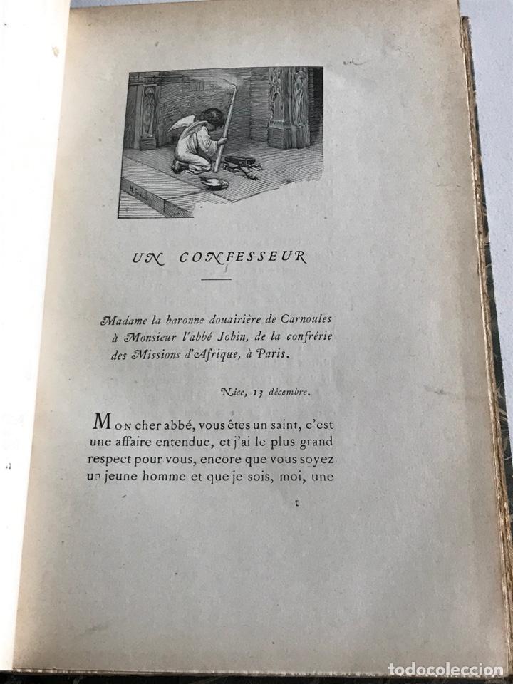 Libros antiguos: Marcel Prevost.Lettres de Femmes.19x12cm.editado en francés - Foto 12 - 283827043
