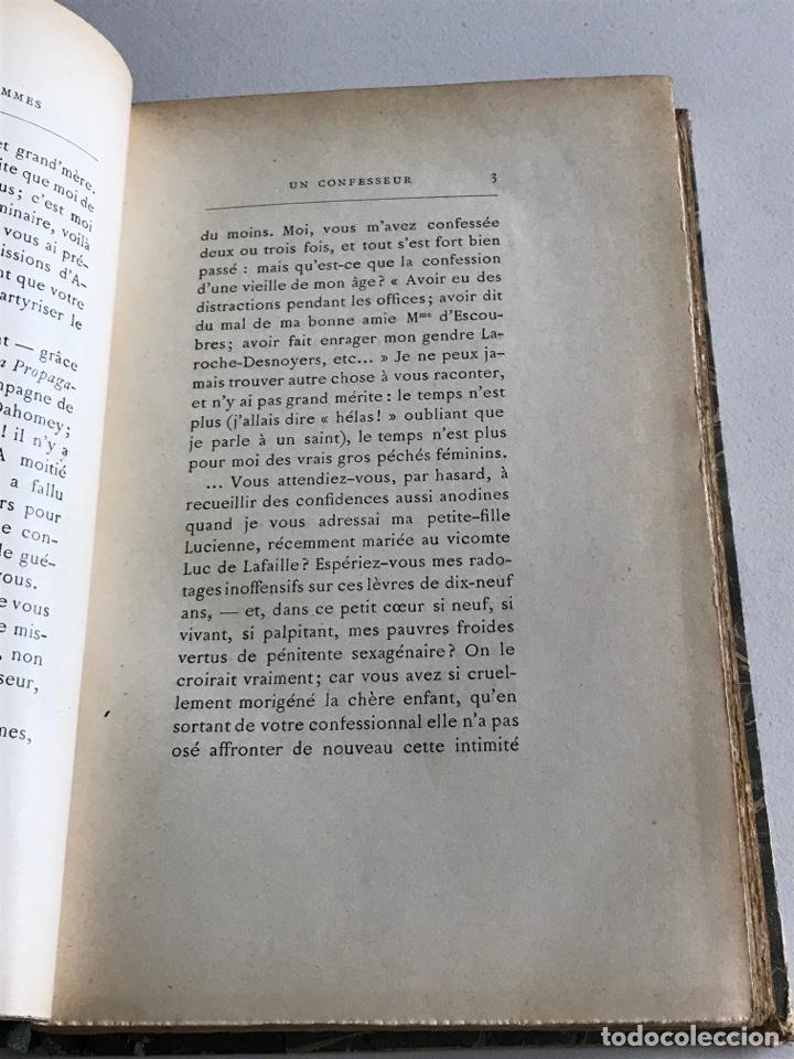 Libros antiguos: Marcel Prevost.Lettres de Femmes.19x12cm.editado en francés - Foto 13 - 283827043