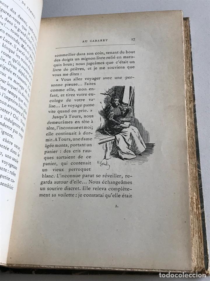 Libros antiguos: Marcel Prevost.Lettres de Femmes.19x12cm.editado en francés - Foto 15 - 283827043