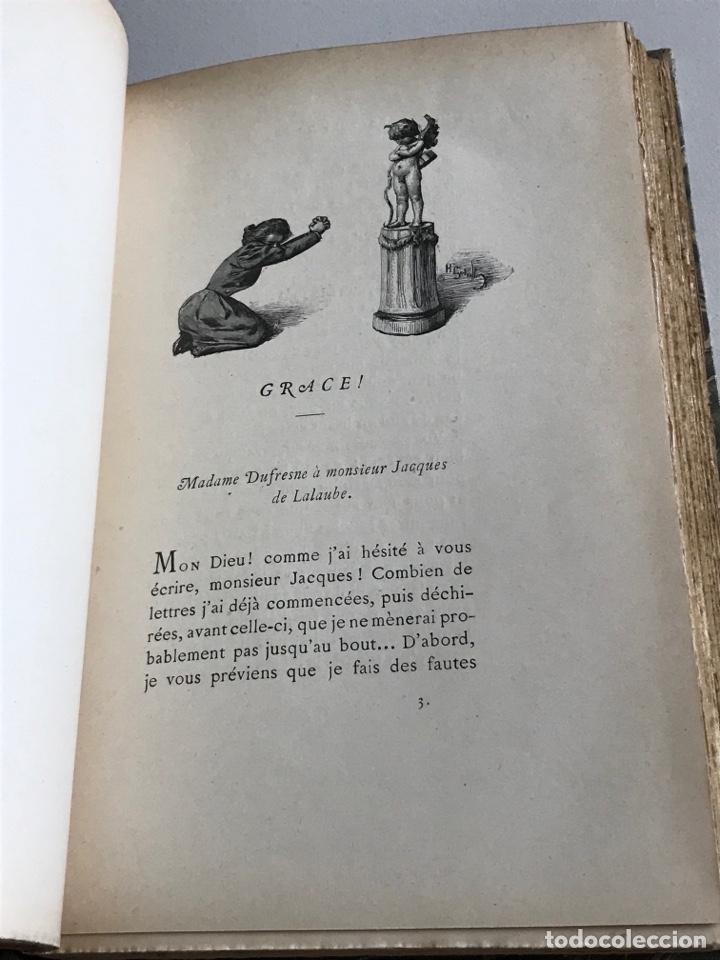 Libros antiguos: Marcel Prevost.Lettres de Femmes.19x12cm.editado en francés - Foto 21 - 283827043