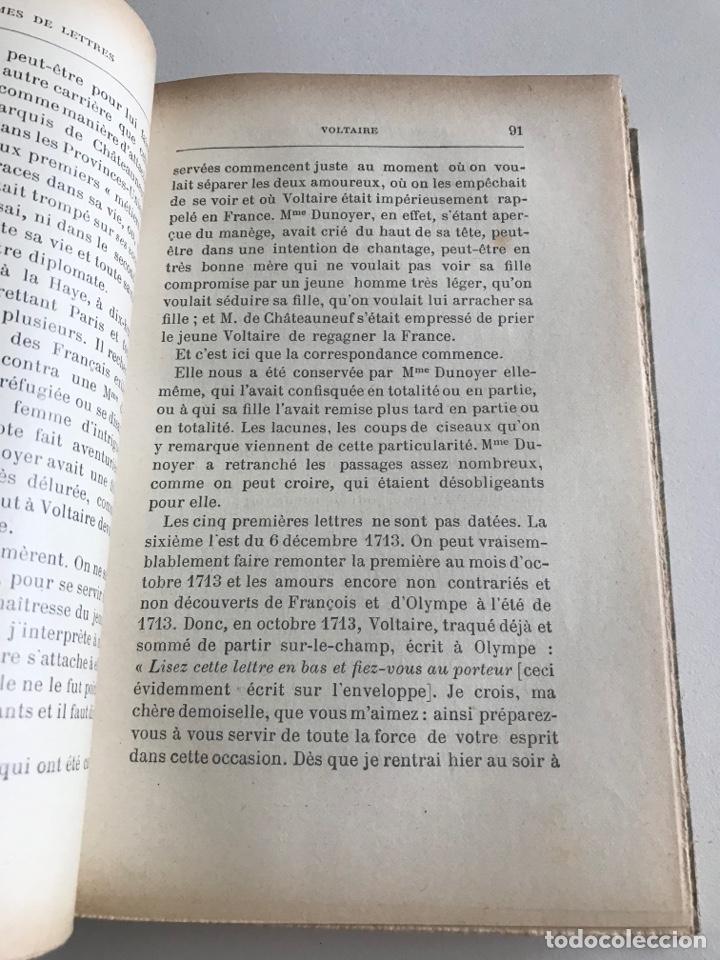 Libros antiguos: Emile Faguet.Amours l'orme du mail.19x12cm.editado en francés - Foto 11 - 283830513