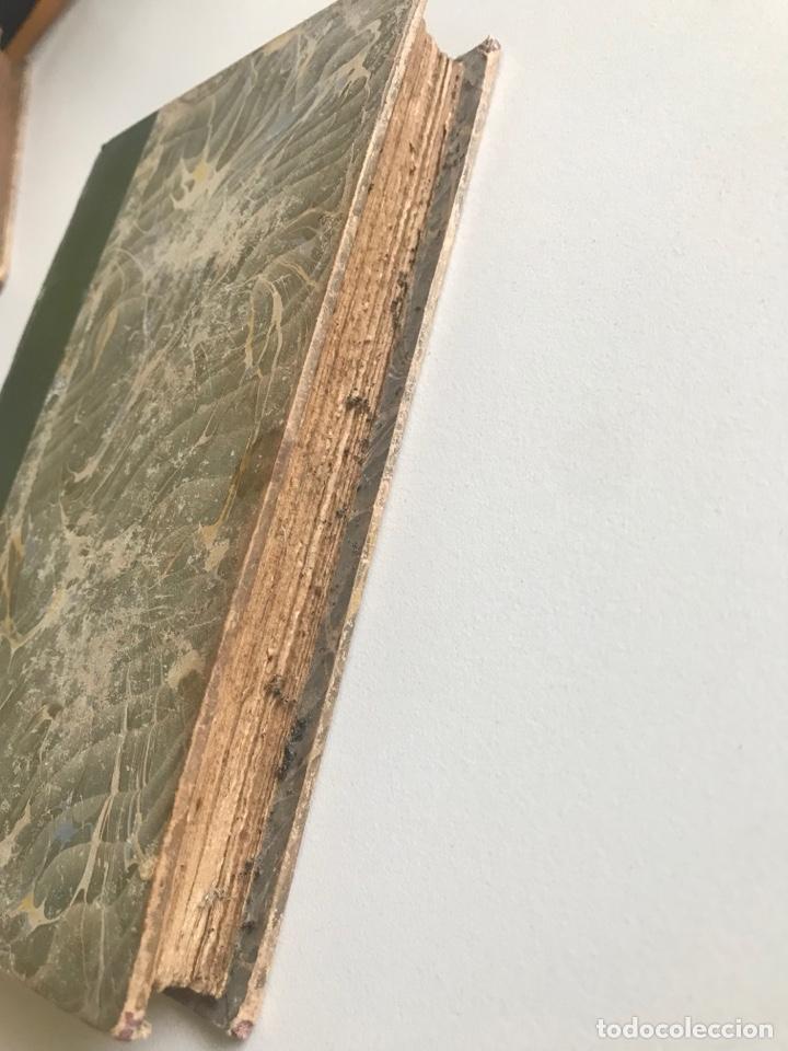 Libros antiguos: Historie contemporaine l'orme du mail.19x12cm.editado en francés - Foto 4 - 283831733